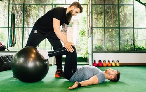 Trening rehabilitacyjny – Fizjotrening