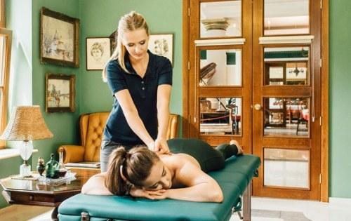 Prozdrowotne masaże